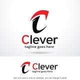 Bokstav C Logo Template Design Vector Royaltyfri Bild