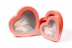 boksuje valentine zdjęcie stock