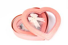 boksuje valentine fotografia stock