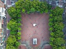 Bolívar da cidade em Risaralda imagem de stock royalty free