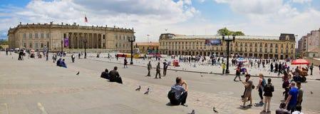 Bolívar Plaza Στοκ Εικόνες
