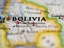 Bolívia Imagens de Stock Royalty Free