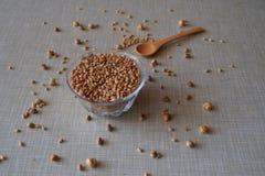 Bol de blé Photos libres de droits