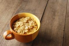 Bol de céréales Image libre de droits