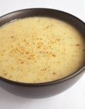 Bol de potage Photos stock
