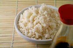 Bol de riz Image libre de droits