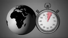 Bol en chronometer