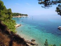 Bol, ilha Brac, Croácia Imagem de Stock