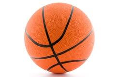 Bola anaranjada del baloncesto. Fotos de archivo