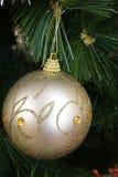 Bola blanca Imagen de archivo