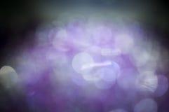 A bola claro de mármore, brilho colorido do arco-íris sparkles fundo Foco seletivo multicolored fotos de stock royalty free