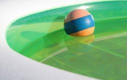 Bola colorida Foto de archivo libre de regalías