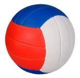 Bola con las rayas coloridas Fotografía de archivo libre de regalías