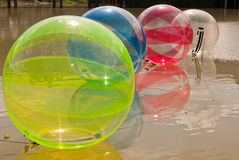 Bola da água Foto de Stock Royalty Free