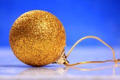 Bola da decoração Foto de Stock