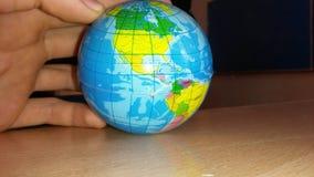 A bola da terra Imagens de Stock Royalty Free