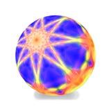 A bola das crianças. Imagem de Stock Royalty Free
