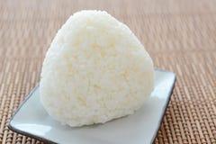 Bola de arroz imagen de archivo libre de regalías