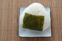 Bola de arroz fotos de archivo libres de regalías