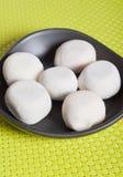 Bola de arroz do gelado de Mochi ou do gelado Imagem de Stock