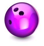 Bola de bowling Foto de archivo libre de regalías