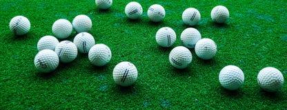 Bola de Celina Lynx Golf Course Imagenes de archivo