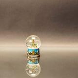 Bola de cristal Imagem de Stock Royalty Free
