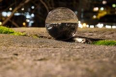 Bola de cristal Imagenes de archivo