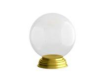 Bola de cristal Fotos de archivo libres de regalías