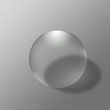 Bola de cristal ilustración del vector