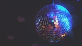 Bola de discoteca chispeante metrajes