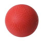 Bola de Dodge vermelha Imagem de Stock Royalty Free