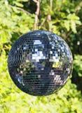 Bola de espejo Imagen de archivo libre de regalías