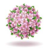 Bola de florescência Foto de Stock