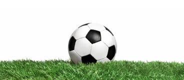 Bola de futebol Imagem de Stock