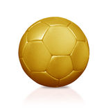 Bola de futebol Fotos de Stock Royalty Free