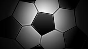 Bola de futebol, futebol, esporte Imagens de Stock Royalty Free