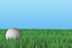 Bola de golfe [2] imagens de stock royalty free