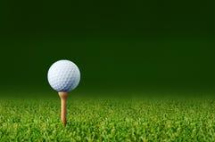 Bola de golfe Imagem de Stock