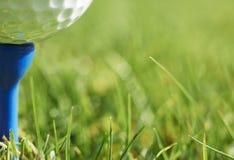 Bola de golfe Imagem de Stock Royalty Free