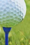 Bola de golfe Foto de Stock Royalty Free