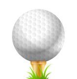 Bola de golfe, esporte, Golfing Imagens de Stock