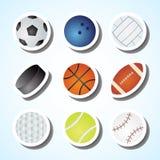Bola de juegos Imagenes de archivo