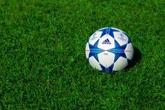 Bola de la Champions League Fotografía de archivo