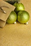 bola de la decoración Fotografía de archivo libre de regalías