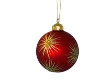 Bola de la estrella Fotografía de archivo libre de regalías