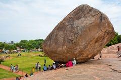 Bola de la mantequilla de Krishna Foto de archivo libre de regalías