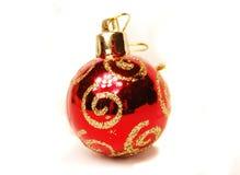 Bola de la Navidad. Fotos de archivo