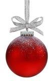 Bola de la Navidad. fotografía de archivo