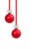 Bola de la Navidad Fotografía de archivo